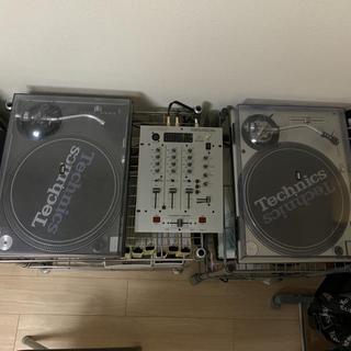 パナソニック(Panasonic)のテクニクス ターンテーブル、ミキサー DJ Technics behringer(ターンテーブル)