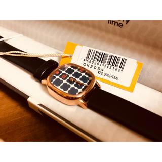 オーラカイリー(Orla Kiely)のOrla Kiely 腕時計 オーラカイリー 定価22500円(腕時計)