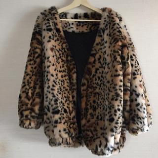 スタイルナンダ(STYLENANDA)のleopard fur🌷〜27までお取り置き🌷(毛皮/ファーコート)