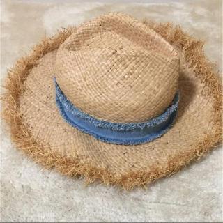 バックナンバー(BACK NUMBER)の麦わら帽子(麦わら帽子/ストローハット)