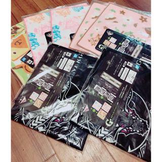 バンダイ(BANDAI)のモンハン 1番くじ  G賞  タオルコレクション(タオル)