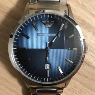エンポリオアルマーニ(Emporio Armani)のアルマーニ 時計(金属ベルト)