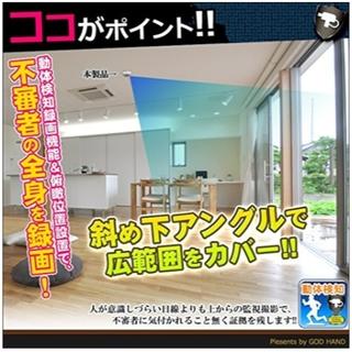 【半額以下】天井カメラ 防犯カメラ(暗室関連用品)