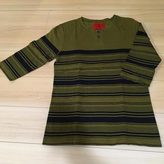 ナンバーヨンジューヨン(n°44)の●ナンバー44●七分袖シャツ●n°44●0000(Tシャツ/カットソー(七分/長袖))