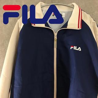 フィラ(FILA)のフィラ FILA ナイロンジャケット ブルゾン トラックジャケット 韓国(ナイロンジャケット)