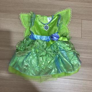 ディズニー(Disney)のティンカーベル ディズニー コスチューム ハロウィン(ドレス/フォーマル)