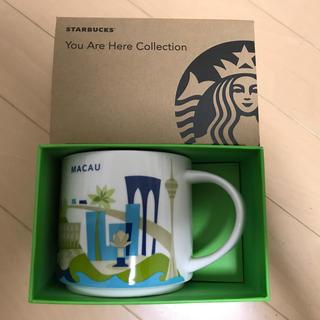 スターバックスコーヒー(Starbucks Coffee)のスタバマグカップ マカオ(マグカップ)