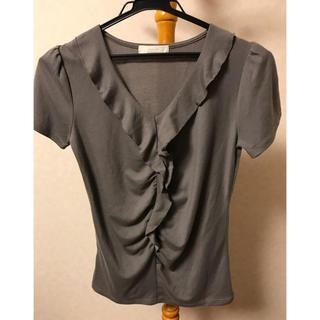 エニィスィス(anySiS)のトップス(Tシャツ(半袖/袖なし))