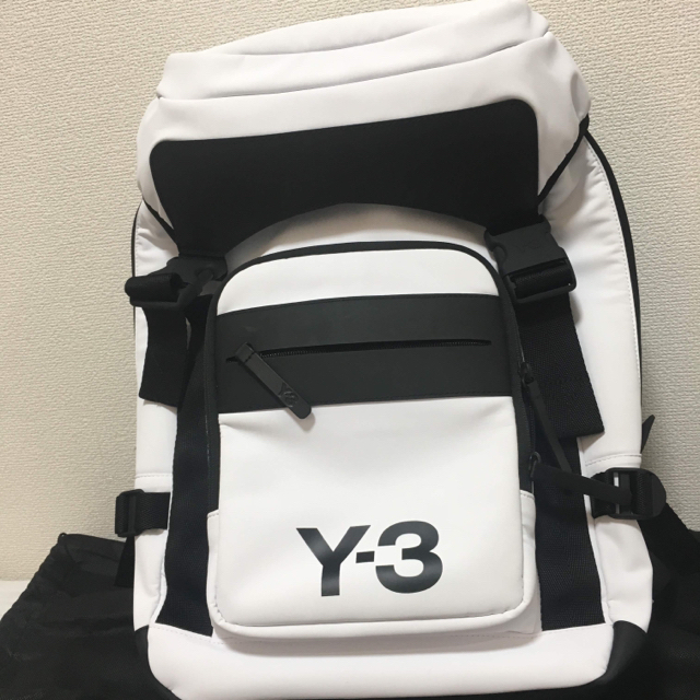 15e6d885d5a0 Y-3 - 翌日発送 希少色 Y-3 ULTRATECH BAG Whiteの通販 by Stln's shop ...