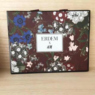 アーデム(Erdem)の入手困難 ☆  アーデム x H&M  コラボ ショッパー ( 紙袋 ) (ショップ袋)