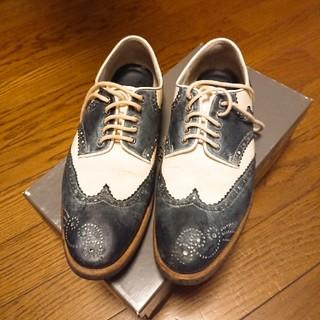 アンビリカル(UNBILICAL)のUNBILICAL 靴 23.5(ローファー/革靴)