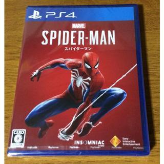 PlayStation4 - Marvel's Spider-Man スパイダーマン 新品未開封