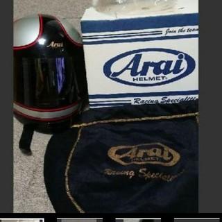 アライテント(ARAI TENT)のArai フルフェイスヘルメット(ヘルメット/シールド)