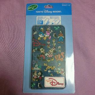 ディズニー(Disney)のチームディズニー★スマホケース(モバイルケース/カバー)