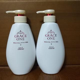 コーセーコスメポート(KOSE COSMEPORT)のグレイス ワン 薬用 美白保湿液(乳液 / ミルク)
