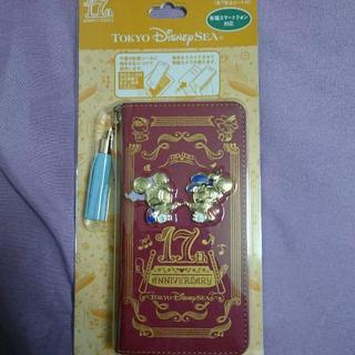 ディズニー(Disney)のディズニーシー★35周年★スマホケース(モバイルケース/カバー)