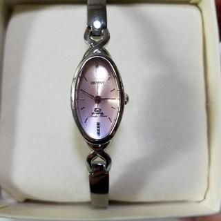 オリエント(ORIENT)のレディローズ オリエント腕時計(腕時計)