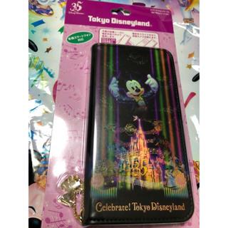 ディズニー(Disney)のディズニースマートフォンケース(モバイルケース/カバー)