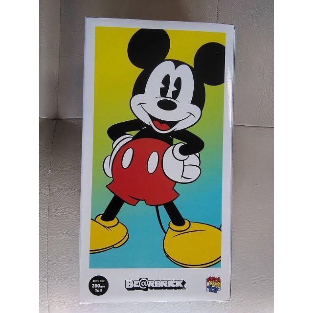 MEDICOM TOY(メディコムトイ)のベアブリック ミッキーマウス & ミニーマウス 400% BE@RBRICK エンタメ/ホビーのフィギュア(その他)の商品写真