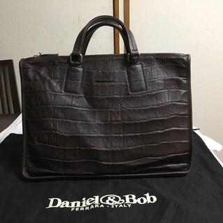 ダニエルアンドボブ(Daniel & Bob)のDaniel&bob(ダニエル&ボブ)ブリーフケース ルイジーナ BEYES別注(ビジネスバッグ)