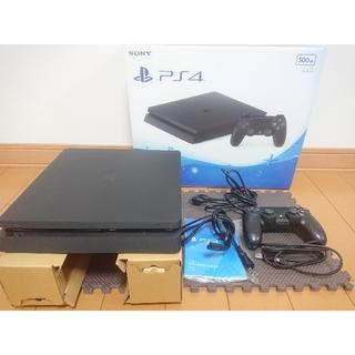 PlayStation4 - Play Station 4 本体 ブラック