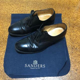 サンダース(SANDERS)のsanders ミリタリー ダービー(ドレス/ビジネス)