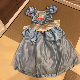 Disney - ディズニー シンデレラ ドレス 120前後