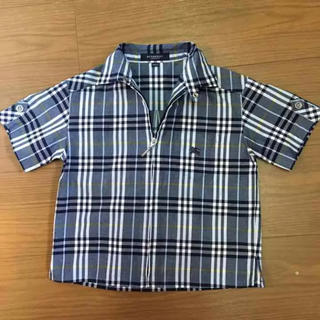 バーバリー(BURBERRY)のふわりちゃん様専用  バーバリー  シャツ 男の子  100(Tシャツ/カットソー)