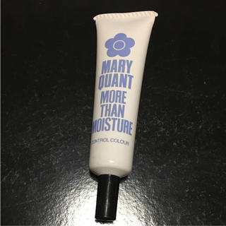 マリークワント(MARY QUANT)のマリークワント モアザンモイスチャーコントロールカラー 02ブルー(コントロールカラー)