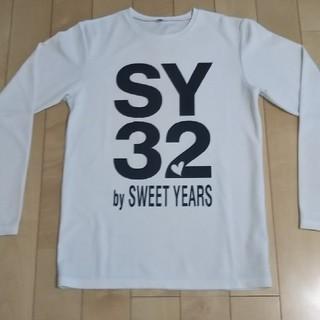 スウィートイヤーズ(SWEET YEARS)のSY32 ノベルティ ロンT(Tシャツ/カットソー(七分/長袖))