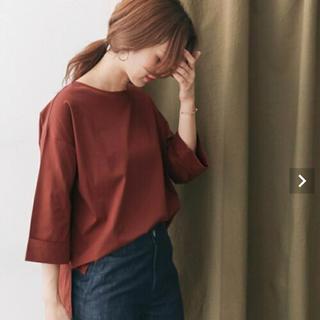 DOORS / URBAN RESEARCH - 新品タグ付  シルケットスムースワイドTシャツ