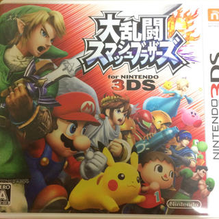 任天堂 - 大乱闘 スマッシュブラザーズ for 3ds