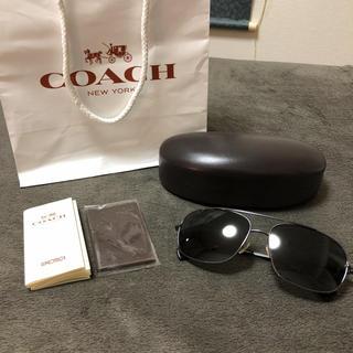 コーチ(COACH)のcoach サングラス(サングラス/メガネ)