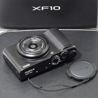 富士フイルム - FUJIFILM XF10 ブラック
