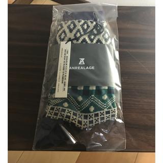 アンリアレイジ(ANREALAGE)のANREALAGE ソックス 新品未使用(ソックス)