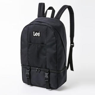 Lee - Lee リー ハイクオリティバックパック リュックバッグ 黒 新品未使用