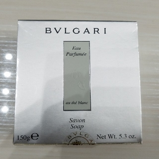 ブルガリ(BVLGARI)のBVLGARI ソープ 石鹸 (ボディソープ / 石鹸)