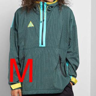 NIKE - 新品 nike acg woven hooded JKT M