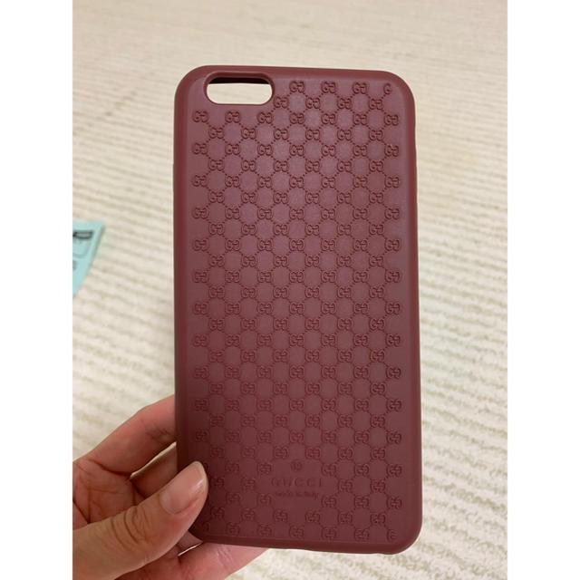tory iphone8plus ケース 激安 | Gucci - GUCCI iPhoneプラス ケースの通販 by フラガール0986's shop|グッチならラクマ