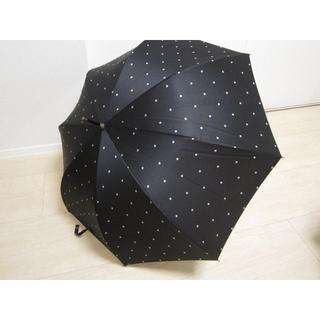 マッキントッシュフィロソフィー(MACKINTOSH PHILOSOPHY)のマッキントッシュフィロソフィー 長傘 雨傘 黒 ドット(傘)