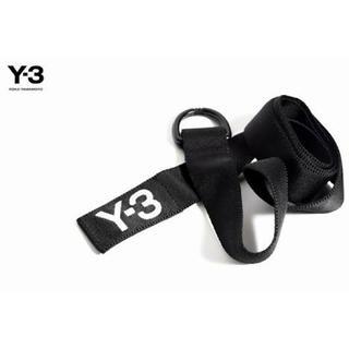 ワイスリー(Y-3)のY-3 Yohji YAMAMOTO ベルトLOGO WOVEN(ベルト)