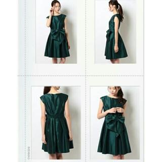 エメ(AIMER)のソリアーク シャンタン ドレス(ひざ丈ワンピース)