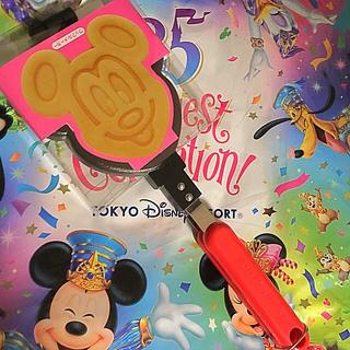 Disney - 完売品♡ミッキー ワッフルメーカー