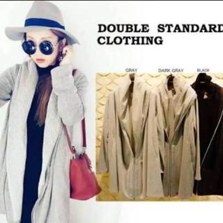 ダブルスタンダードクロージング(DOUBLE STANDARD CLOTHING)のダブルスタンダードスエットコート(その他)