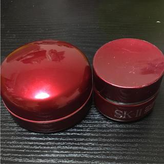 エスケーツー(SK-II)のSK-II 美容クリーム50g おしろい30g(乳液 / ミルク)
