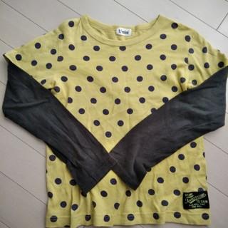 ターカーミニ(t/mini)のt/mini カットソーsize130 (Tシャツ/カットソー)