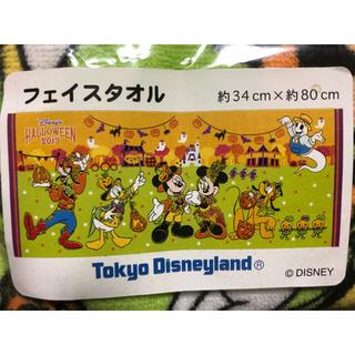 Disney - 東京ディズニーランド フェイスタオル
