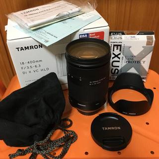 ニコン(Nikon)のタムロン 18-400mmとニコン D7500おまけ付(レンズ(ズーム))