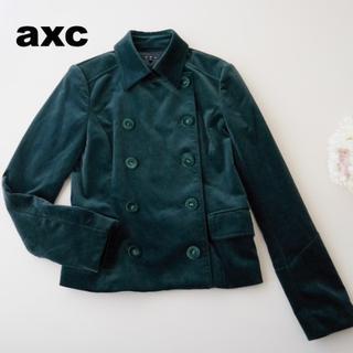 新品◆ 高級 axc ビロードジャケット(その他)