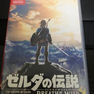 Nintendo Switch - switch ゼルダの伝説 ブレスオブザワイルド